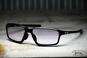 ◎フレーム:OAKLEY/CLOSS LINK ZERO ◎レンズ:TALEX/MO'EYE PURPLE