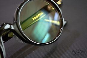 ◎フレーム:Groover/PROTON ◎レンズ:Ito Lens/NETSPEC 1.60