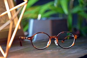 ◎フレーム:omodok/little-104 ◎レンズ:Ito Lens/アクロライト1.60カスタム