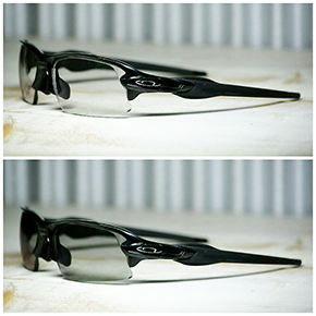 ◎フレーム:OAKLEY/FLAK2.0 ◎レンズ:OAKLEY/OTD SV TRANSITIONS