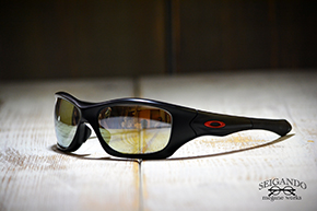 ◎フレーム:OAKLEY/PITBULL CUSTOM ◎レンズ:TALEX/TRUEVIEW
