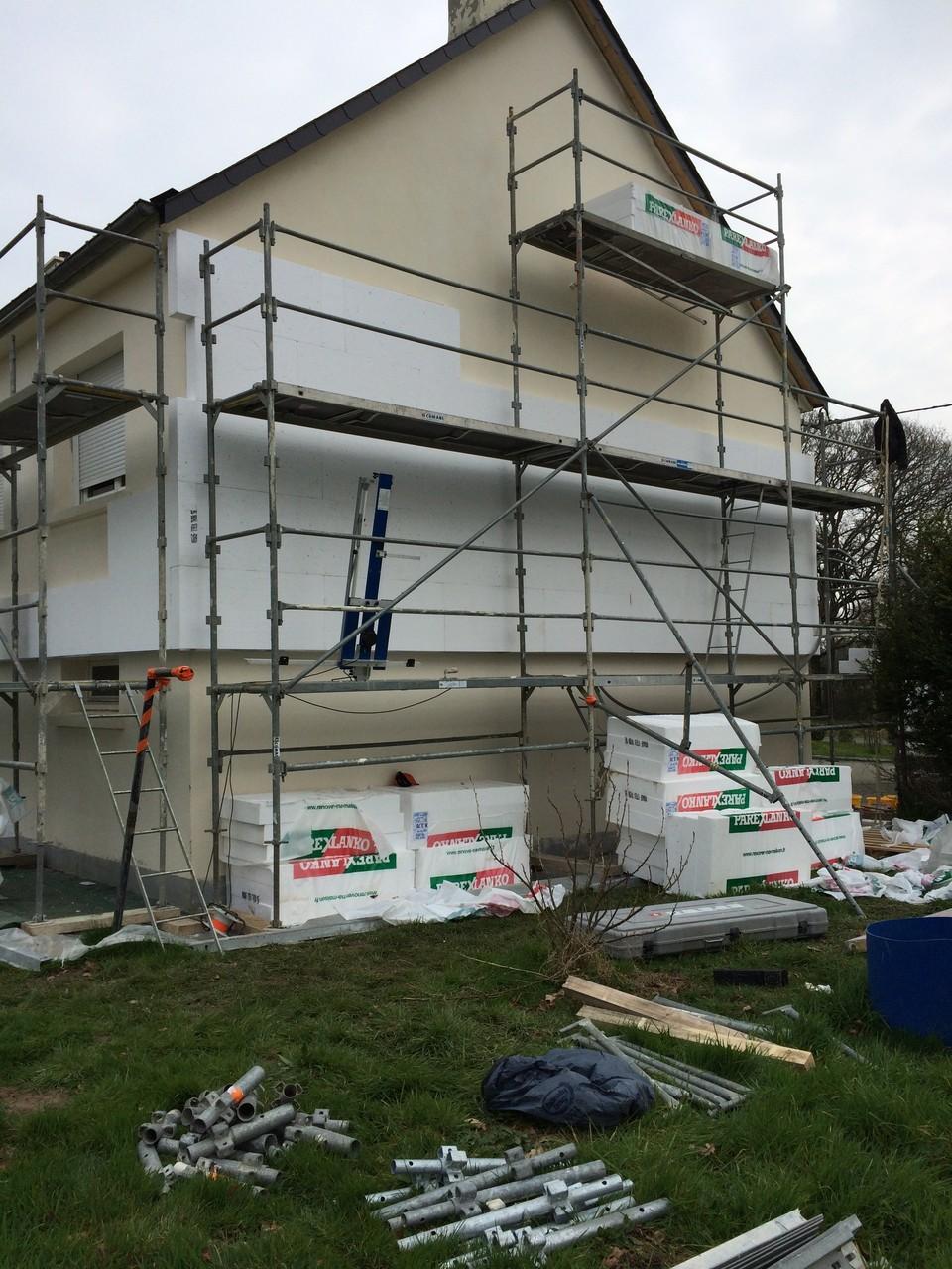 Etape 1 : Préparation des murs