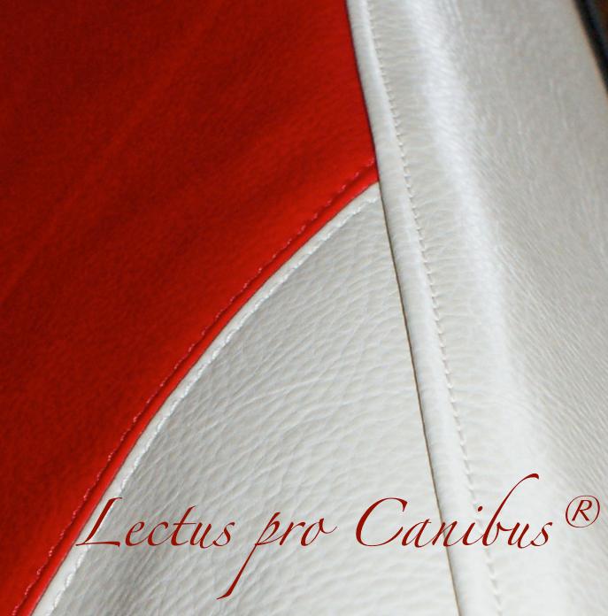 Lectus pro canibus® Hundekissen im Detail