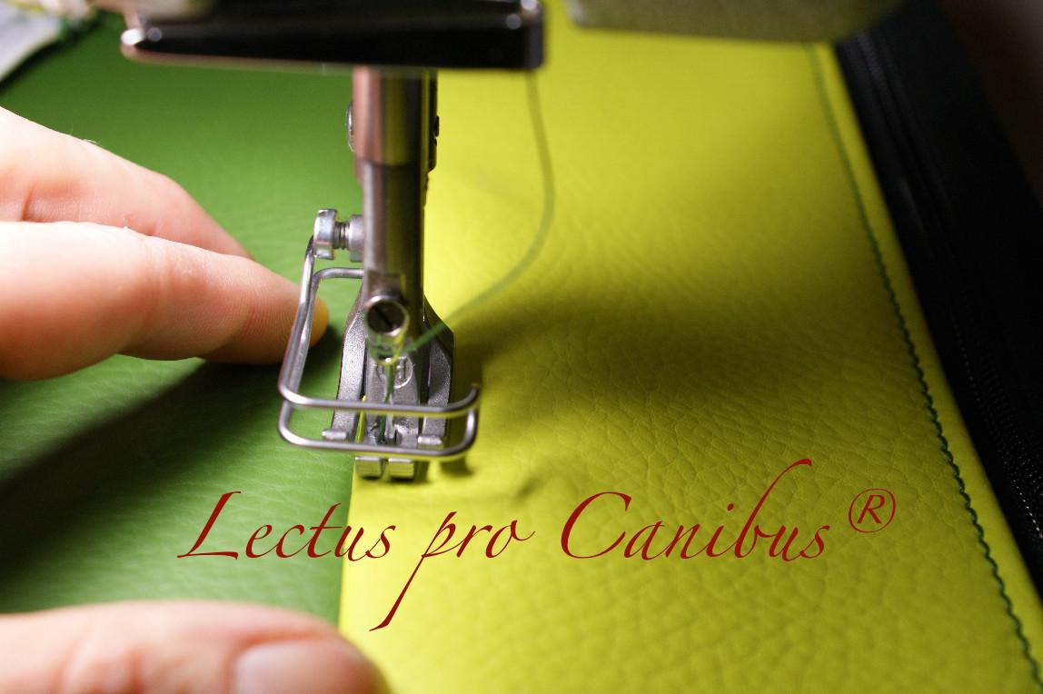 Lectus pro canibus® Hundebetten werden ausschliesslich aus hochwertigen Materialien die in Österreich und Deutschland hergestellt werden verarbeitet