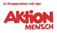Logo von Aktion Mensch.