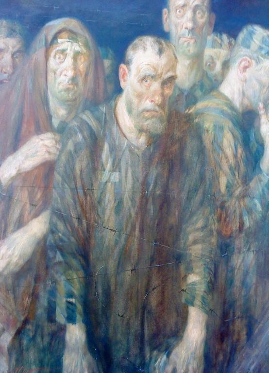 Befreiung (Öl auf Leinwand 60x80 2002)