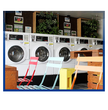 Serviced and Drop-Off Laundry at WaterSpirit Laundromat