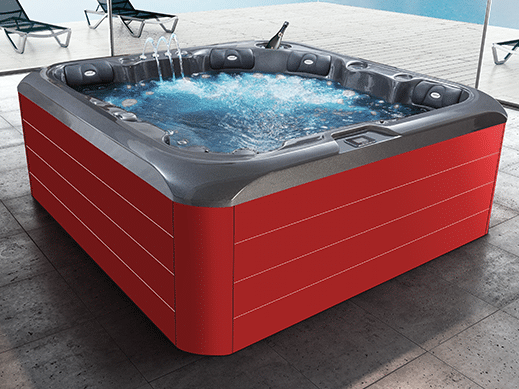 Outdoor Whirlpool Double 620