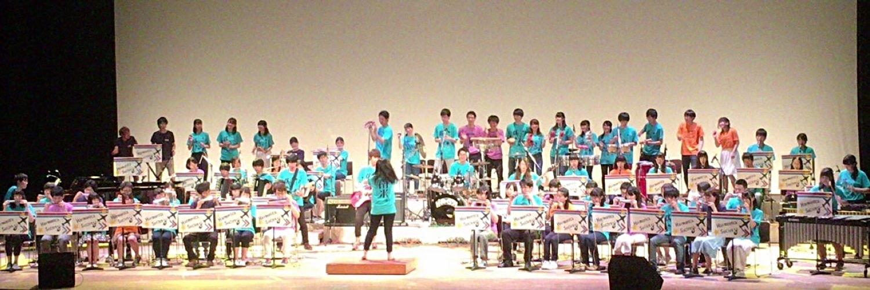 四大学ジョイントコンサート 他大学との合同演奏も!