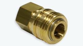 Pressluft-Kupplung DN 7,2 mit Innengewinde
