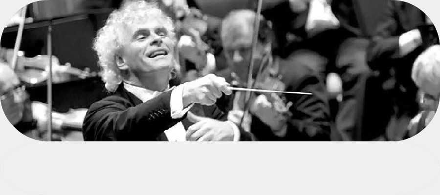 Sir Simon Rattle (Dirigent)