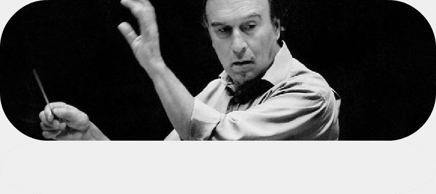 Claudio Abbado (Dirigent)