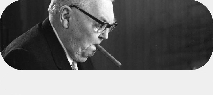 Ludwig Erhard (CDU), Bundeskanzler 1963-1966