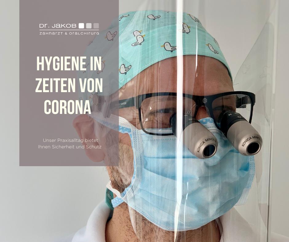 Hygiene und Sauberkeit - nicht nur während Corona