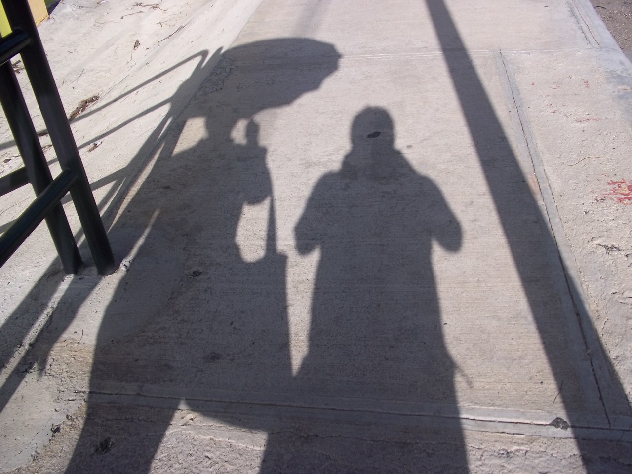 Sombras Marchan