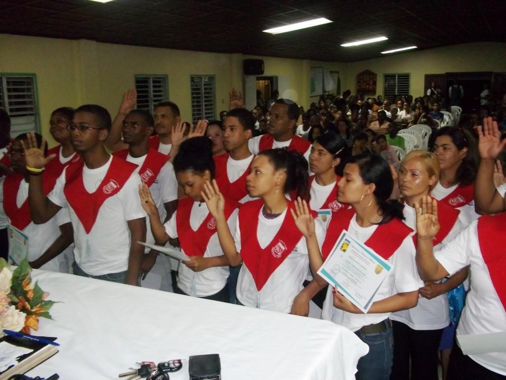 Graduacion Iglesia Filipenses 3:14