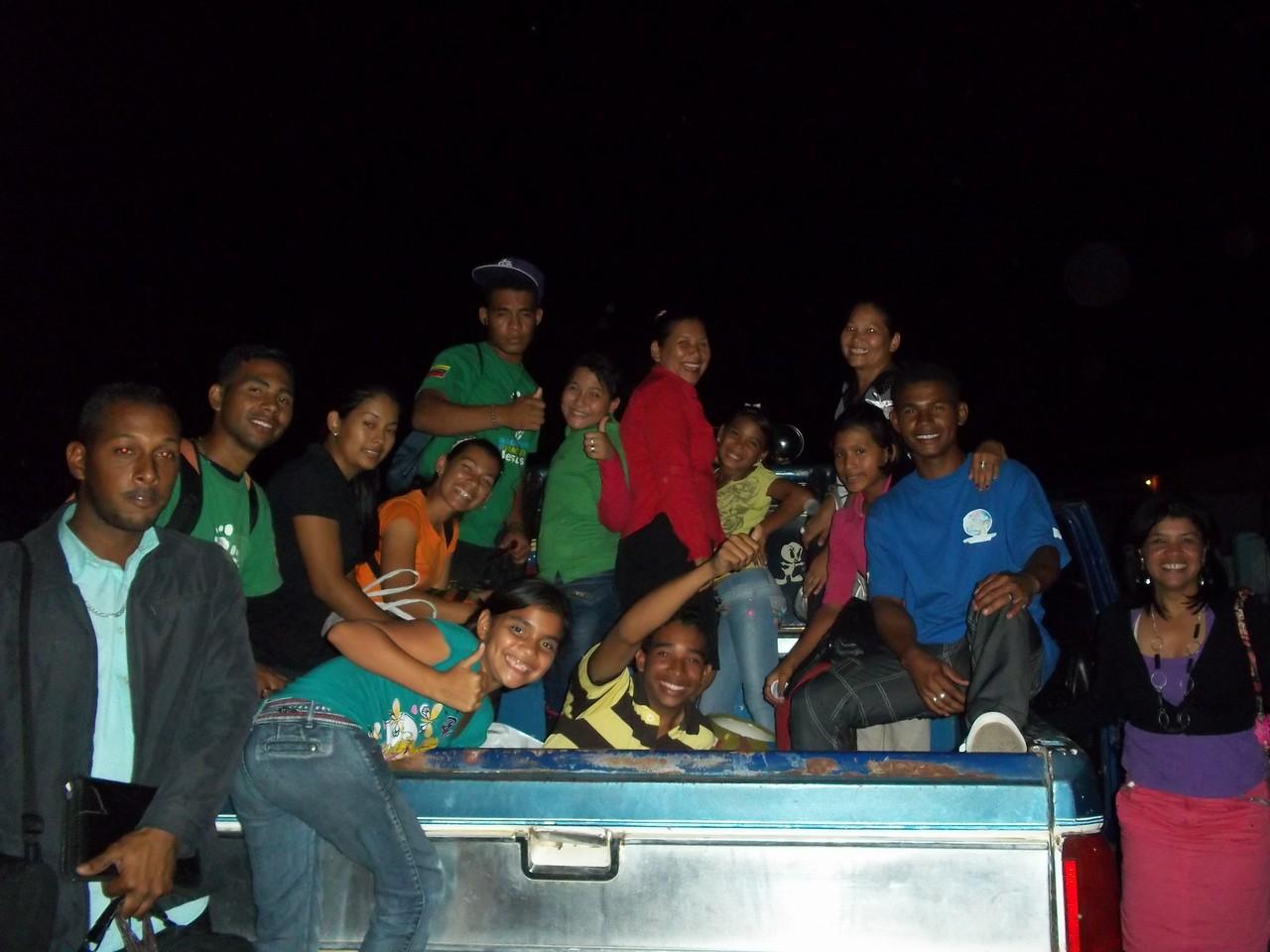 Equipo Movilizador  de Ciudad Bolivar