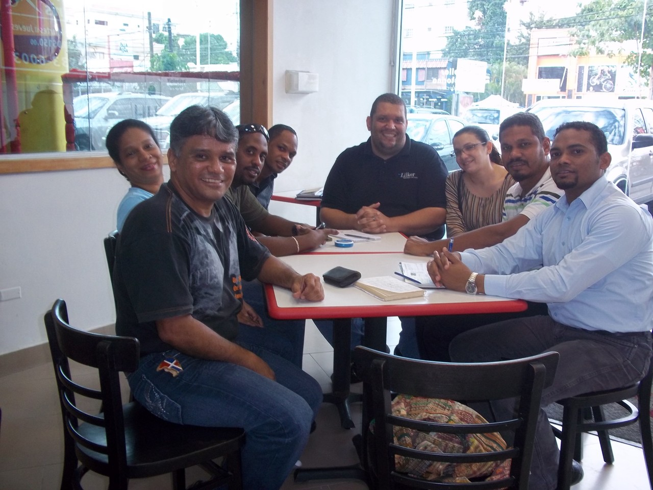 2Da Reunion de TRADUCE y los nuevos Integrantes