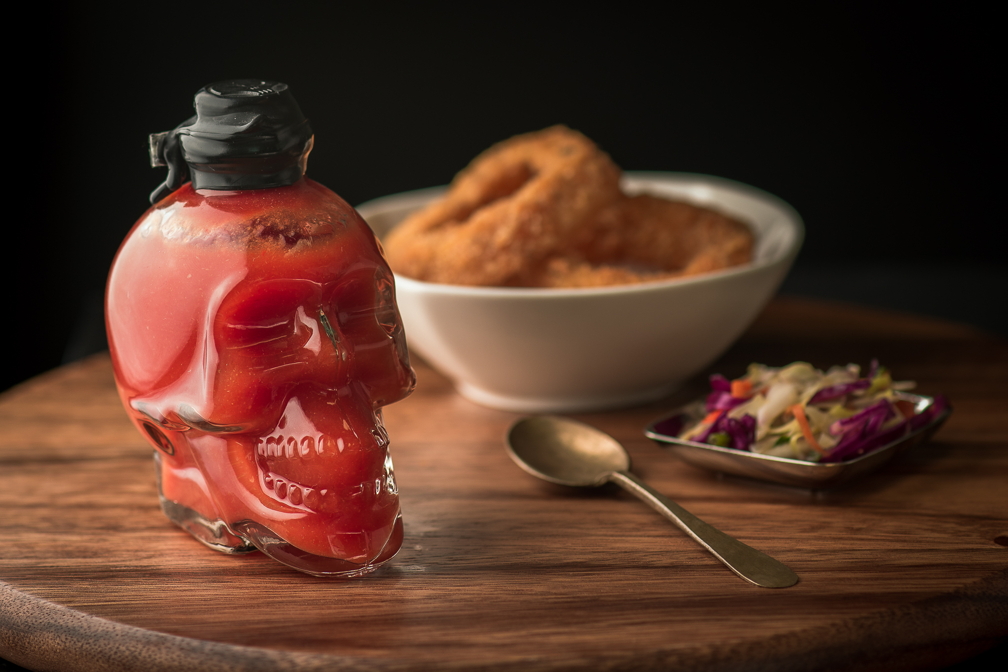 Red Skull Sauce | Finland