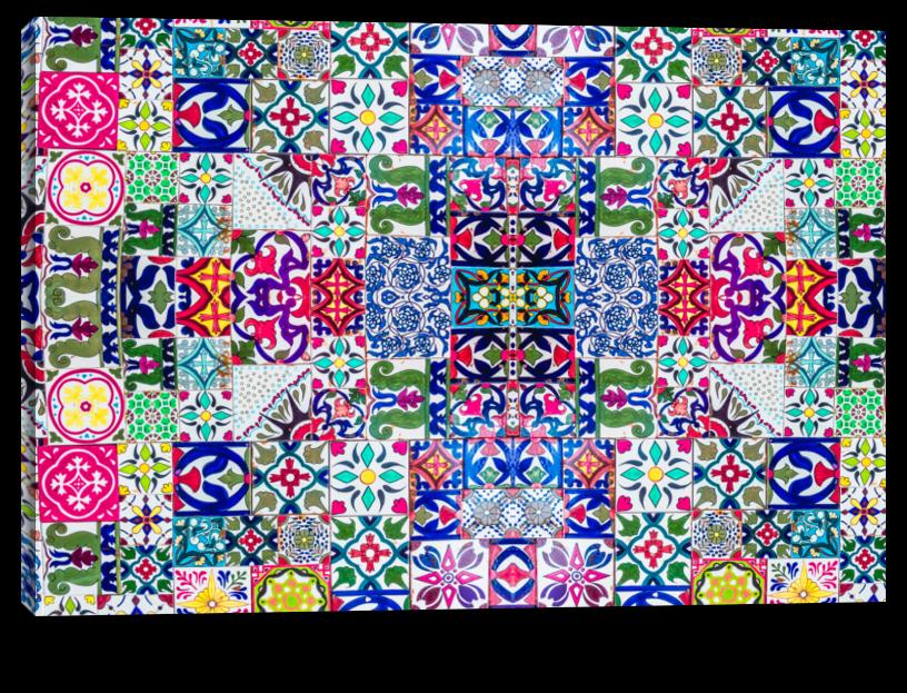 Leinwand: Medina - Alif Arts -Dein Spezialist für islamische Kunst.
