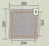Raucherlounge LIPPERLAND Größe 3
