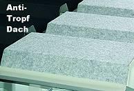 Beispiel-Nr. AnCa6     Gegen Schwitzwasserbildung: Alle Dächer incl. Antitropf-Antidröhnschutz beschichtet