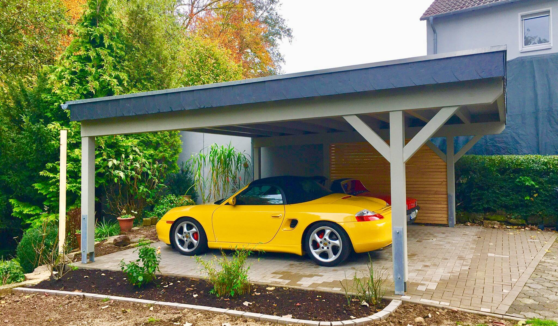 carport auswahl carport in holz alu stahl carport bausatz. Black Bedroom Furniture Sets. Home Design Ideas