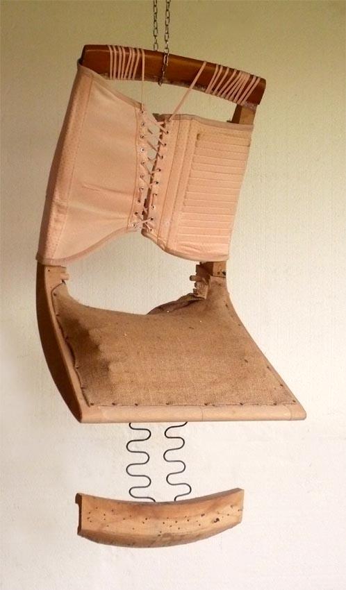 """Chaise-objet"" 2013"