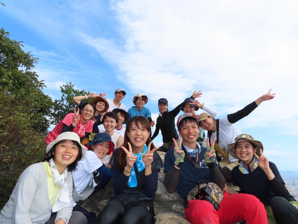 2019.10.06 高御位山 標高点299.8m