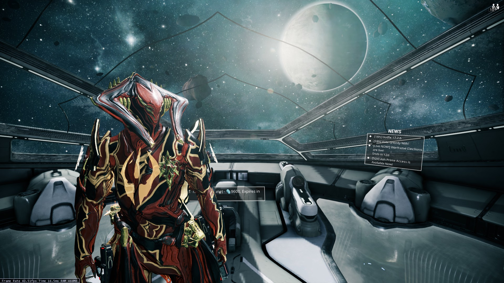 how to make a clan in warframe