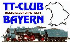 Club-Logo des TT-Club Bayern