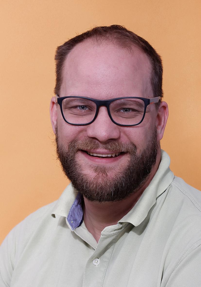 12. Michael Sauer, Informatiker