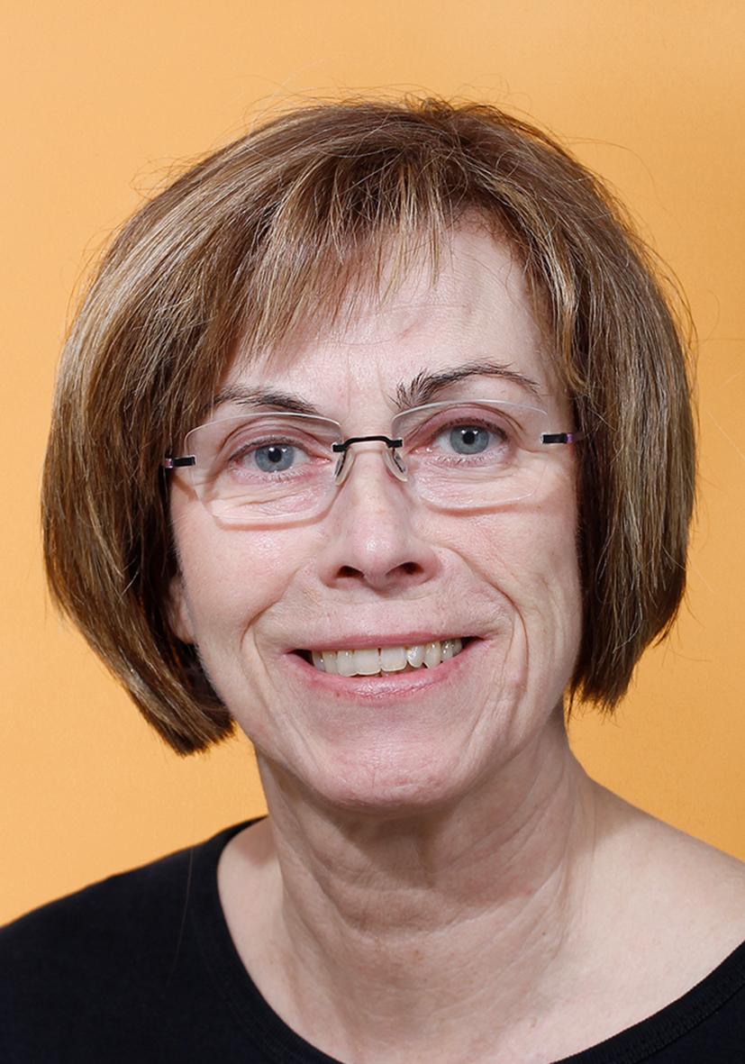 1518: . Regina Elke Anderer, Verwaltungs-Angestellte