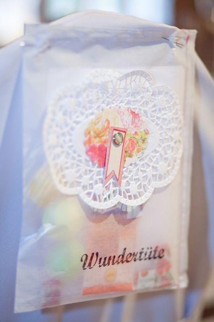 Wundertüte - Nostalgiehochzeit Christine Hohenstein