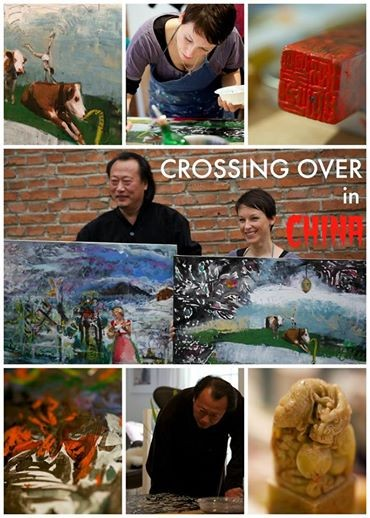 find out more about my Crossing Over project in China