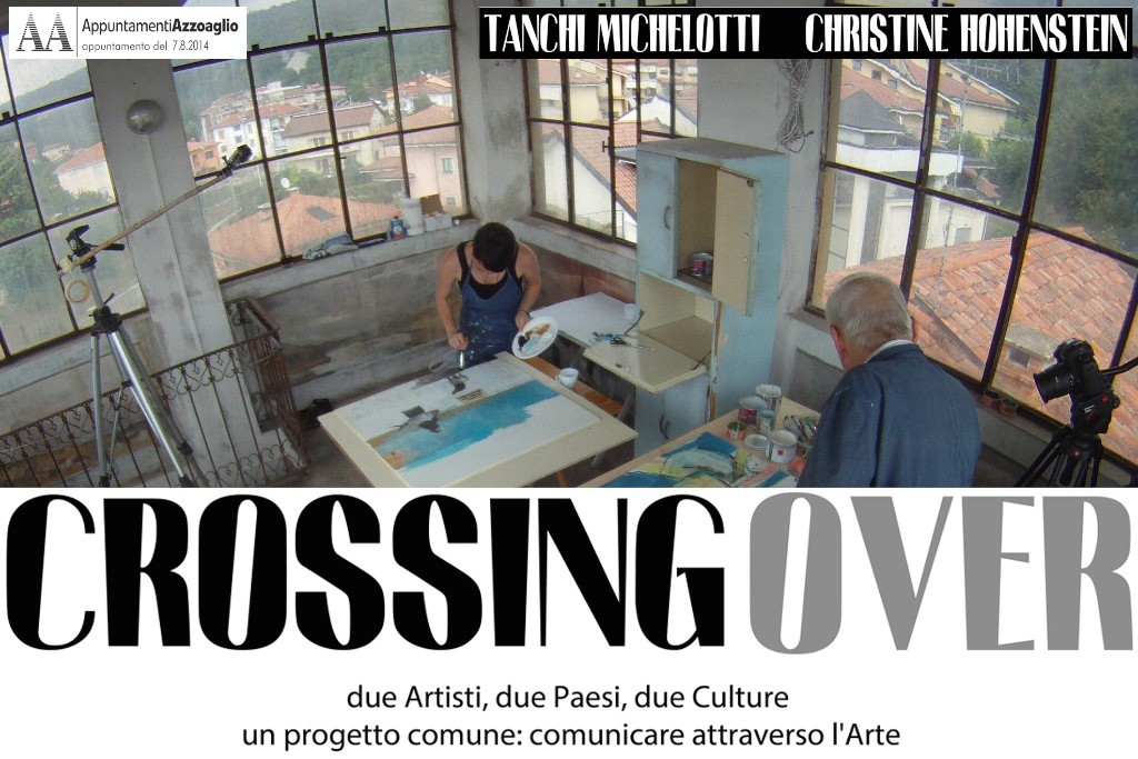 find out more about my Crossing Over project in Italy