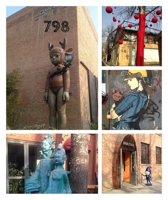 798 Art District Beijing