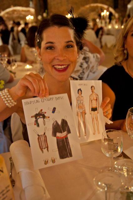 Nostalgie-Hochzeit Paper Dolls Christine Hohenstein