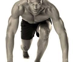 sportif, sport, muscles
