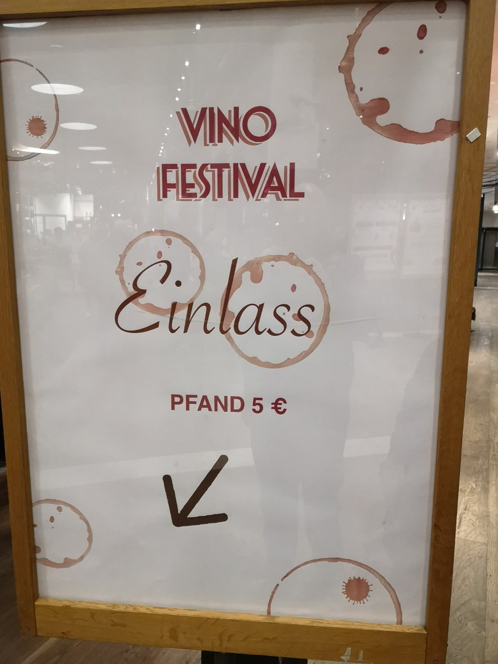 Grosse Auswahl an tollen italienischen Weinen.