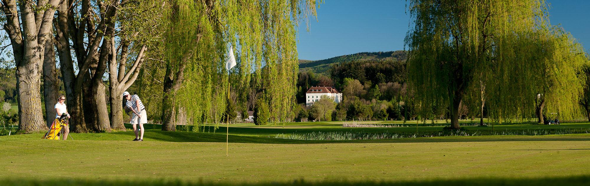 Golfclub Schloss Ernegg - 18 Loch
