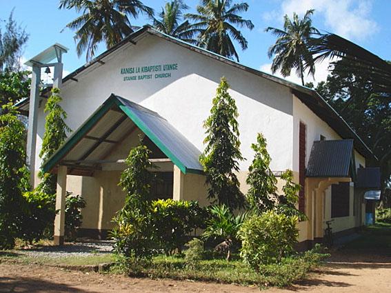 Kirche Utange