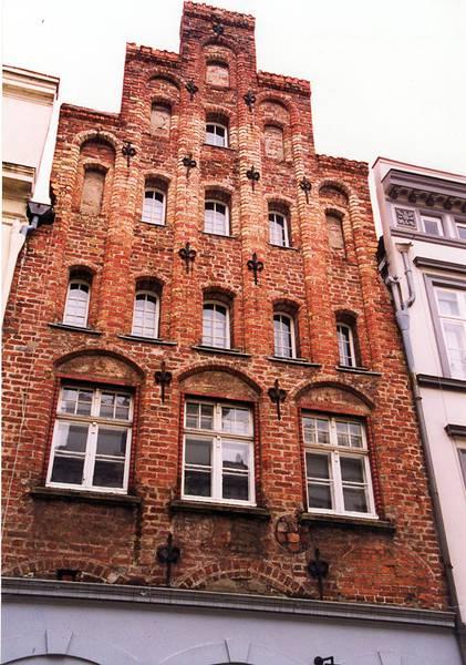 Mengstraße 44: 1882 - 1907