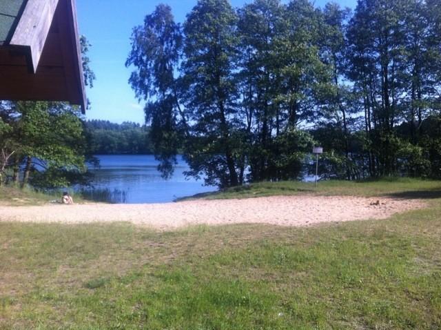 Noch ein See unterwegs entdeckt