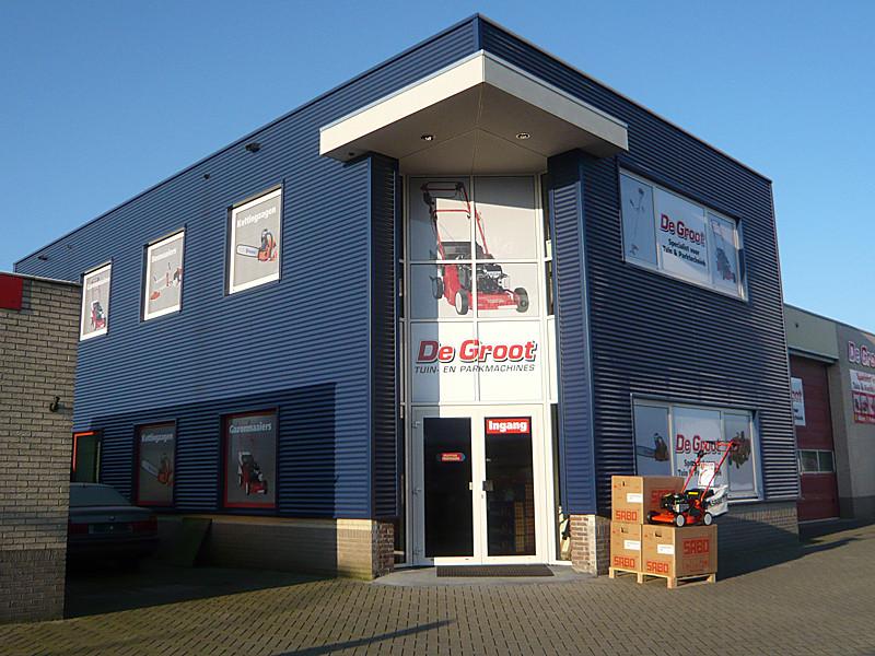 H. de Groot, Niederlande