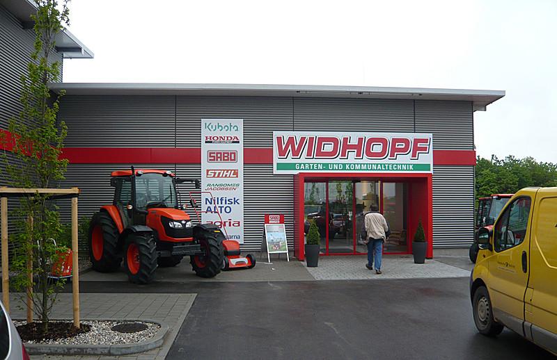 Widhopf GmbH, Deutschland