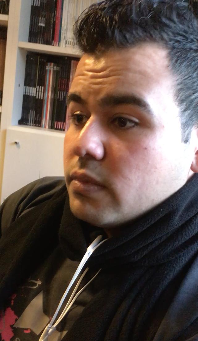 Témoignage de Mohamed, jeune réfugié irakien