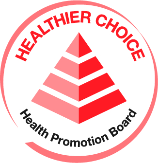 The Healthier Choice Symbol logo.