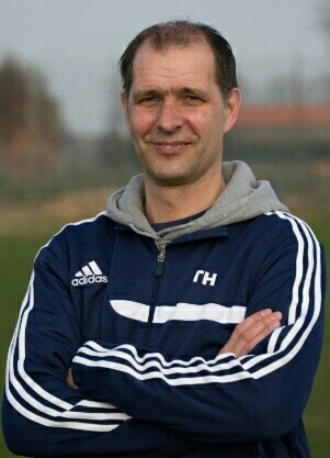 U12/1 Trainer Thorsten Hänel