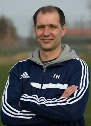 U14 Trainer Thorsten Hänel